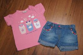 Mba31 Sommer Kombi 68 Pooh Jeans