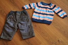 JB252 CATIMINI Hose und Pullover LOGG 68