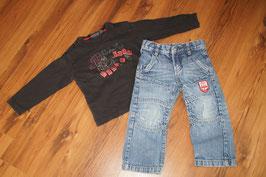JE1076 Mexx Kombi 92 Jeans