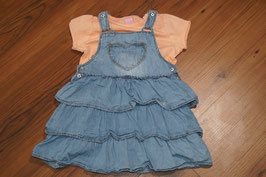 25MD Jeanskleidchen Outfit 80