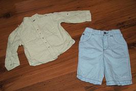JB508 Marken Sommer Outfit 68 zara/esprit