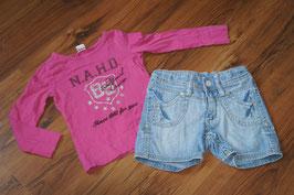 ME837 Jeans LA Shirt Kombi 104