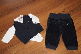 JB804 Giorgio Armani Outfit 62 3 teilig