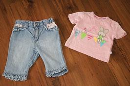 MB549 Jeans Kombi + Liegelind Shirt 62