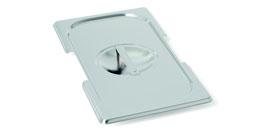 GN-Flachdeckel Mod. 131 A Griffausschnitt / 84030304