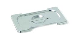 GN-Flachdeckel Mod. 191 A Griffausschnitt / 84030307