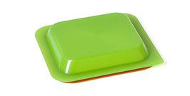 Lager-/Domdeckel 1/6 PC grün m. Dicht. / 84200161