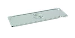 GN-Flachdeckel Mod. 2411 Löffelausschnitt / 84030208