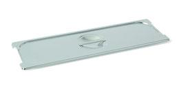 GN-Flachdeckel Mod. 241 A Griffausschnitt / 84030308