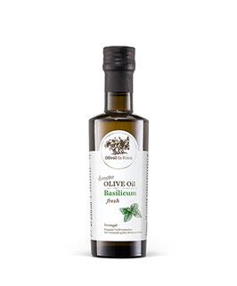 """Olivenöl """"Basilikum"""""""