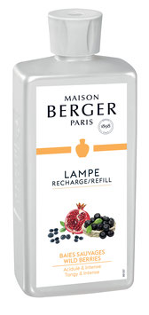 Lampe Berger Navulling Wild Berries