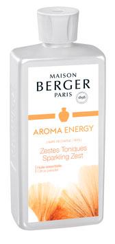 Maison Berger Navulling Aroma Energy Sparkling Zest
