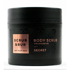 Scrub & Rub Body Scrub Secret