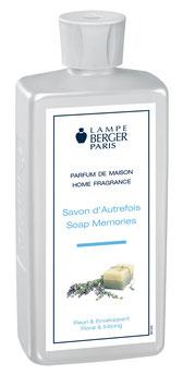 Lampe Berger Navulling Soap Memories