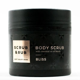 Scrub & Rub Body Scrub Bliss