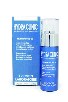 Ericson Laboratoire Hydra Clinic Nutri Force C34 Serum