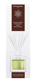 Parfum Berger Bouquet Parfume Cube Amber Powder