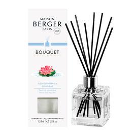 Bouquet Parfume Cube Bouquet Fleurs de Nympheas Geurstokjes