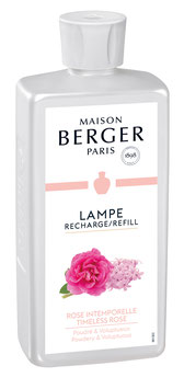 Lampe Berger Navulling Timeless Rose