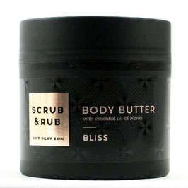 Scrub & Rub Body Butter Bliss