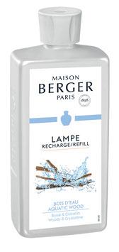 Maison Berger Navulling Bois d'Eau