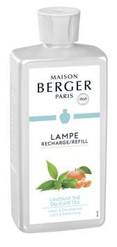 Maison Berger Navulling Delicate Tea