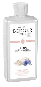Maison Berger Navulling Lin en Fleurs