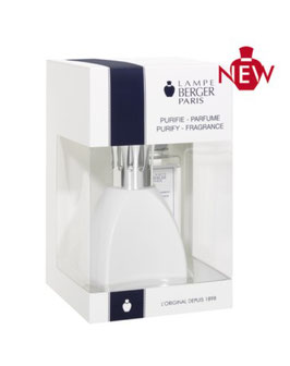 Lampe Berger Giftset Curve Blanche