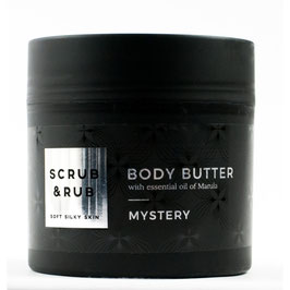 Scrub & Rub Body Butter Mystery