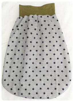 Pucksack Sterne olive