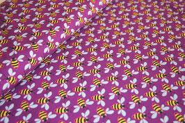 Jersey Bienen lila