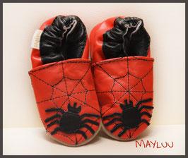 Puschen Spinne 6-12