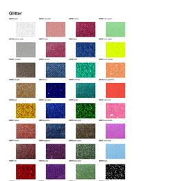 Siser Mega Glitter 2 Flexfolie A4