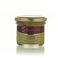 Curry Dipsauce, Glas 100g