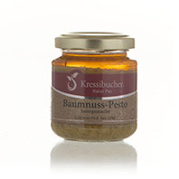 Baumnuss-Pesto, Glas 125g
