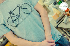 Le Vélo T-Shirt // Racer