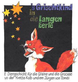 Kolb, Yvette: 's Grischtkind in de Langen Eerle