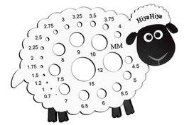 HiyaHiya - Needle Sheep - Nadelmass