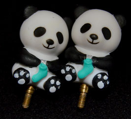 Panda Kabel Stopper (Cable Stoppers) 1 Paar