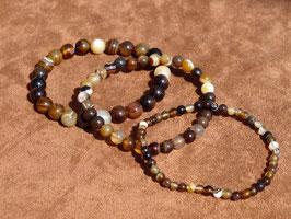 Bracelets en sardonyx