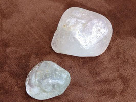 Béryl en pierres roulées