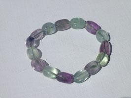 Bracelets en fluorite (irréguliers)