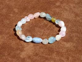 Bracelets en béryl (irréguliers)