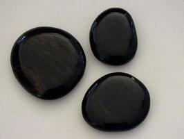 Obsidienne dorée en palets roulés