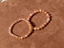 Bracelets en pierre de soleil