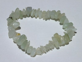Bracelets baroques en jade