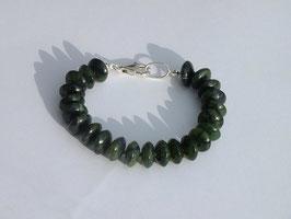 Bracelet en serpentine (BV060)