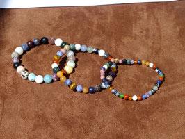 Bracelets en mélange