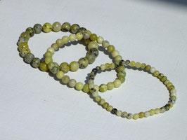 Bracelets en serpentine chyta