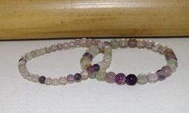 Bracelets en fluorite